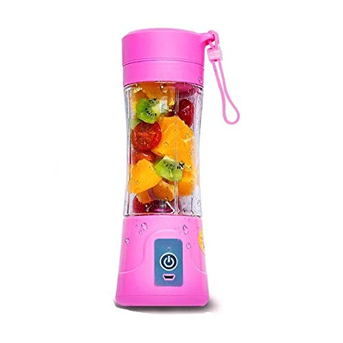 Buy Discount Household Juice Cup, Mini Portable Juicer, Can Be Used With Juice Four-leaf Cutter Head...