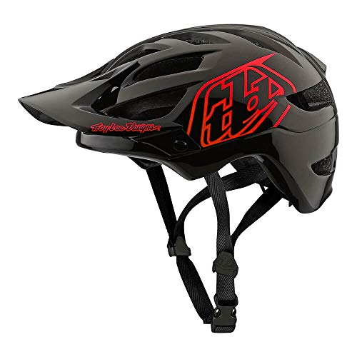 Troy Lee Designs 169097010 A1, Drone Black / Red Youth