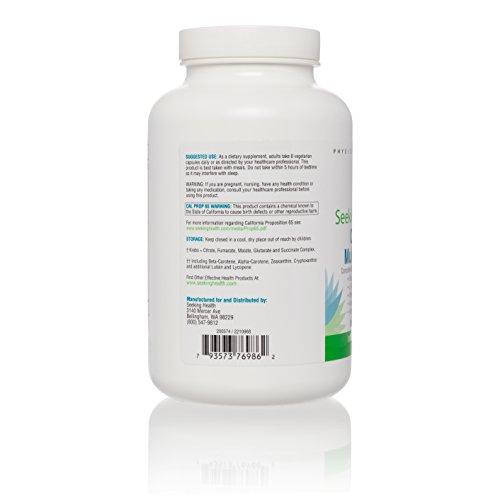 Seeking Health Optimal Multivitamin | 240 Capsule | Multivitamin Supplement | Daily Multivitamin | Multivitamin for Men | Multivitamin for Women