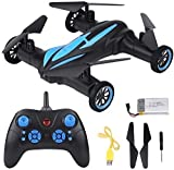 Magicwand R/C Rechargeable 2.4Ghz 6-Axis Lh-X21 Quadcopter Drone