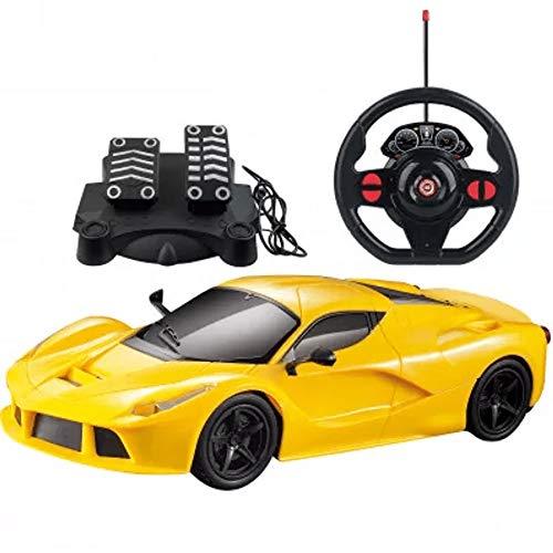 Racing Control SpeedX Multikids +3 Anos Amarelo - BR1143