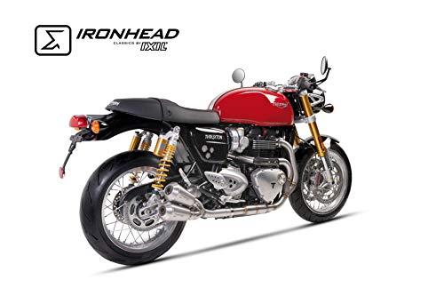 Impianto completo per motorizzazione Ironhead, adatto per TRIUMPH Thruxton 1200, 16