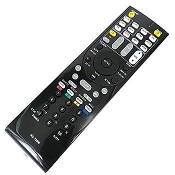 Bestol Remote Control for ONKYO AV RC-799M RC-737M RC-834M/RC-735M RC-765M TX-NR414 TX-NR515 TX-NR717 TX-SR507S TX-SR507 RC-799M AV HT-R391 HT-R558 HT-R590 HT-R591 HT-S5500 RC-834M RC-812M RC-801