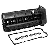 X AUTOHAUX 11127512839 Car Engine Valve Cover Replacement with Gasket for BMW 325Ci 325Xi 330Ci