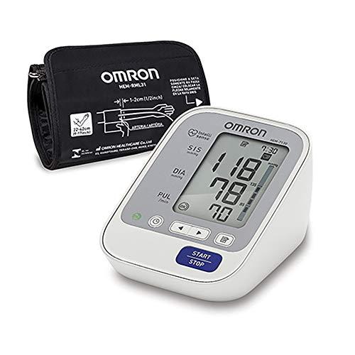 Aparelho de Pressão Digital Automático de Braço Omron - HEM-7130 Elite