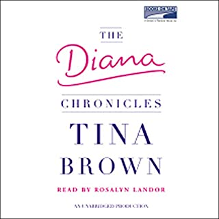 The Diana Chronicles audiobook cover art