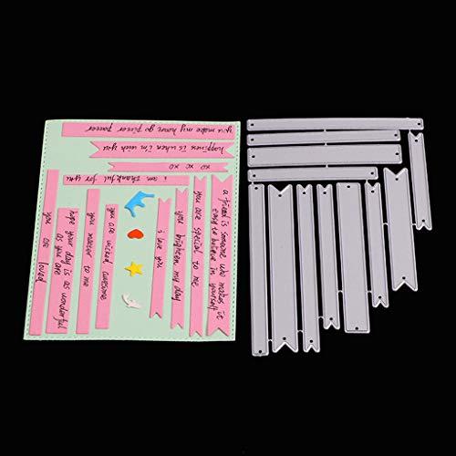 Stanzschablone Hosen Tasche Metal Cutting Dies Stencil Template für Papierkarten