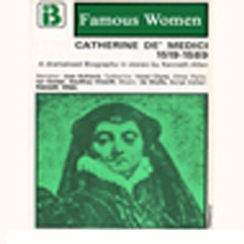 Catherine de Medici, 1519-1589 audiobook cover art