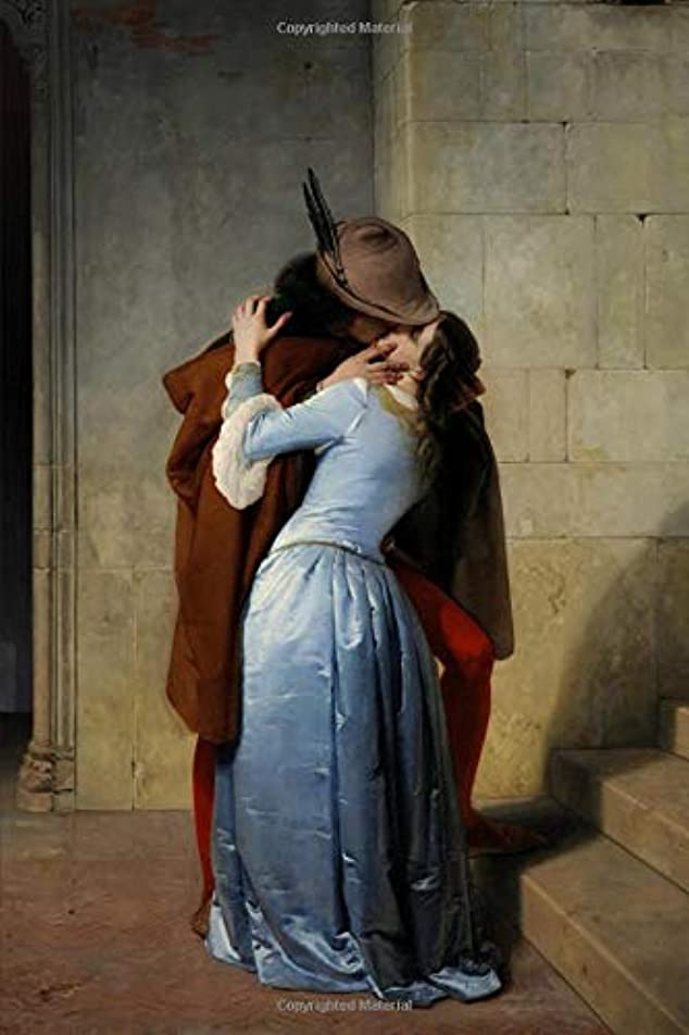 政治家の対応彼自身The Kiss by Francesco Hayez Journal