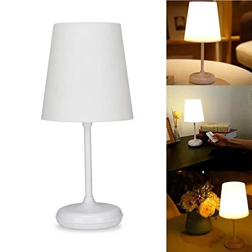 Usb-opladen afstandsbediening bureaulamp Home Touch Smart nachtlampje slaapkamer werkkamer verlichting draadloze eenvoudige tafellamp warmwit