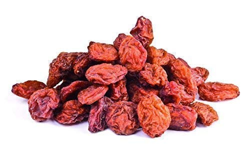 Bio Manucca Rosinen 1 kg FAIRTRADE Brown Manuka Manukka mit 2 - 3 essbaren gesunden Traubenkernen, Samen, sonnengetrocknet Rohkost, ungeölt und ungesüßt, aus Usbekistan 1000g