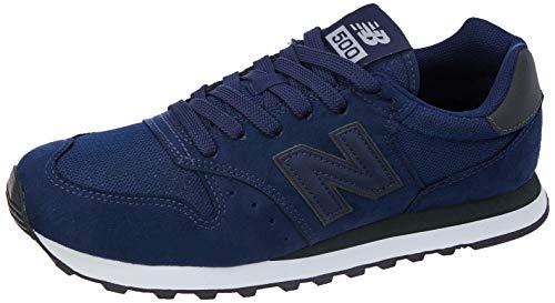 Tênis, New Balance, 500, Azul TRP, 42, Masculino