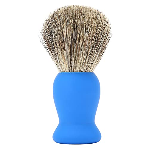 Set de afeitado para hombres, brocha de afeitar profesional para el hogar, peluquería, brocha de afeitar portátil, herramienta de cuidado facial, regalos para el día del padre, regalo de cumpleaños pa