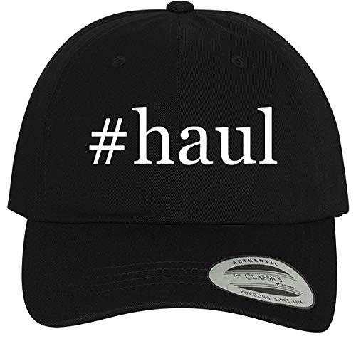 BH Cool Designs #haul - Comfortable Dad Hat Baseball Cap, Black