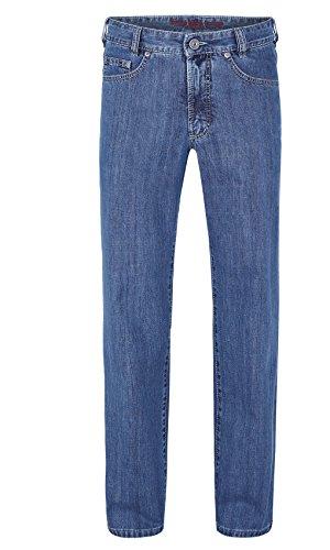 Joker Jeans Clark 2242 Blue Jeans, Stoned Blue, 34W / 32L