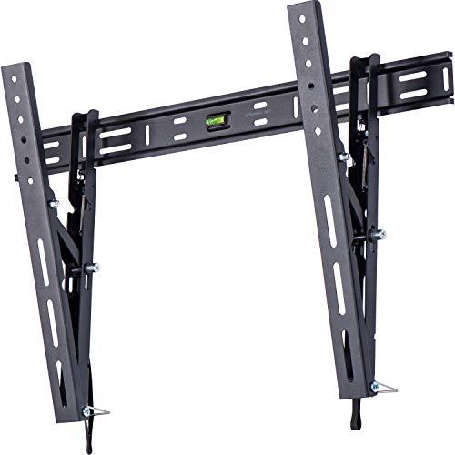 AmazonBasics Essentials variable und neigbare flache TV-Wandhalterung für 127-215,8 cm (50-85 Zoll) TV-Geräte