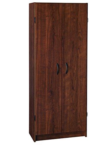 ClosetMaid 1308 Pantry Cabinet, Dark Cherry