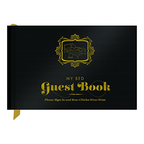 Knock Knock My Bed Guest Book (50038) Photo #2