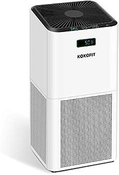 Kokofit Air Purifier with True HEPA Filter