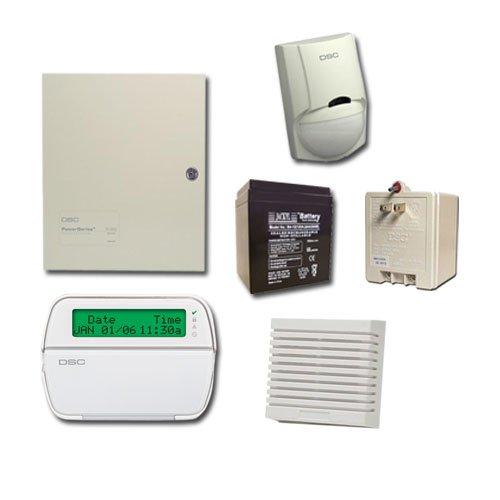 DSC TYCO Alarm System PC1832 with PK5500 Keypad Ver 4.6