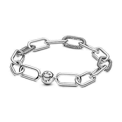 Pandora Cadena pulsera Mujer plata - 598373-3