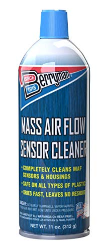 Berryman 2211 Mass Air Flow Sensor Cleaner with Extension Tube, 11-Ounce