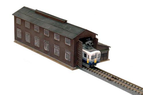 Train warehouse A1 Tatemono Collection