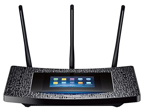 TP-Link RE590T - Extensor de Red WiFi con Pantalla táctil (AC1900 Mbps,...