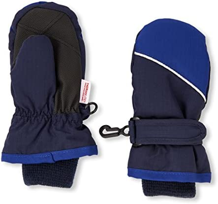The Childrens Place Baby Boys 3 in 1 Cold Weather Mitten