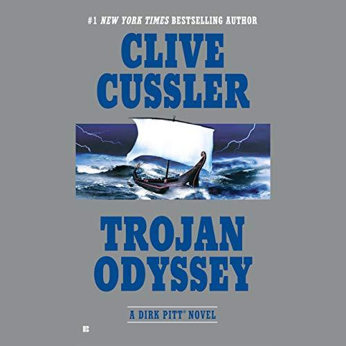 Couverture de Trojan Odyssey