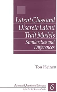 Latent Class and Discrete Latent Trait Models: Similarities and Differences