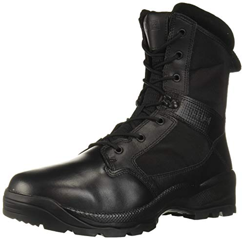 "5.11 Men's ATAC 2.0 8"" Military Tactical Boot, Style 12391, Black, 12 Regular"
