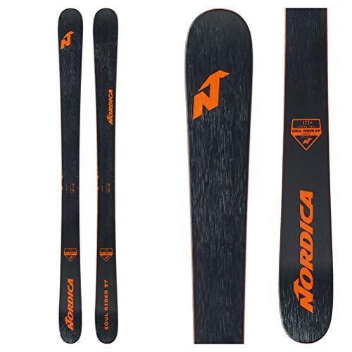 Nordica 2022 Soul Rider 97 Men's Skis (177 cm)