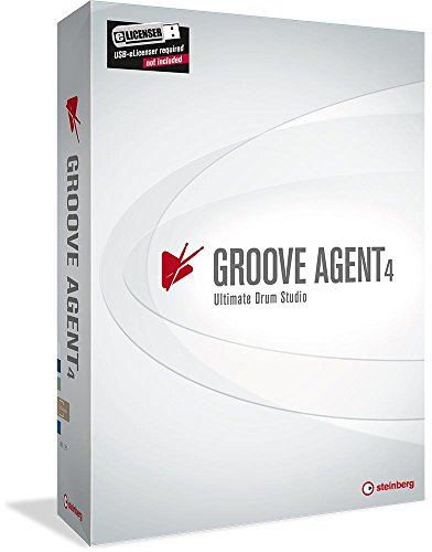 Steinberg Groove Agent 4 Retail GB/D/F Win/Mac