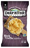 Deep River Snacks Kettle Potato Chips, Black Truffle, 1.5-Ounce (Pack of 24), Gluten Free,...
