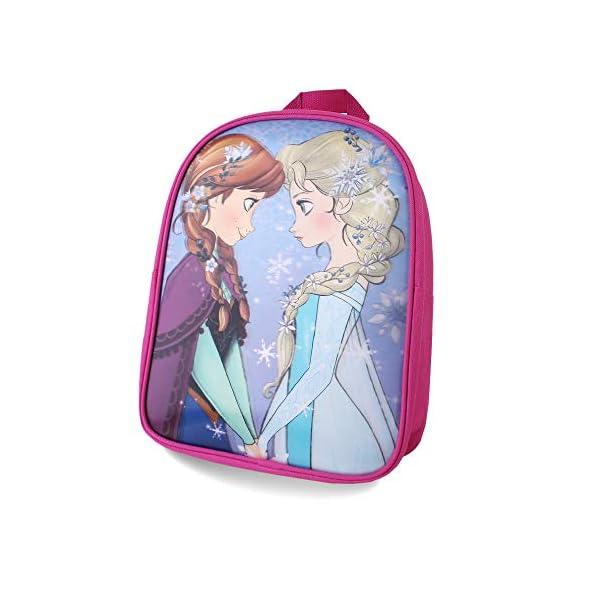 41S1VcGWcgL. SS600  - Disney Frozen Together Mochila Infantil 31 Centimeters 7 Rosa (Pink)