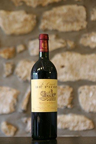 Bordeaux Superieur,rouge,La Citadelle de Picon 1998