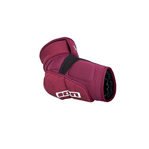 Ion E_Pact Protection Ellenbogenschoner Combat red, Größe:L