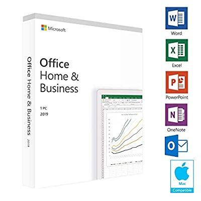 Office Home and Business 2019, 1 device, PC KeyCard