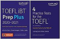 TOEFL Prep Set (Kaplan Test Prep)