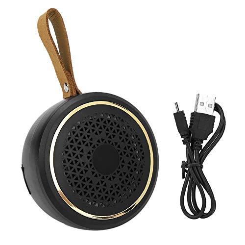Bluetooth-luidsprekers, M1 draagbare draadloze luidspreker Mini-basisgeluid Audioluidspreker voor binnen, buiten Fietsen Autostranden bij het zwembad, Home Audio-luidsprekers Hoorn met volledige