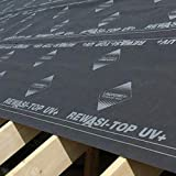 Écran de sous-toiture Rewasi Top 150 UV+ 75m² BWK