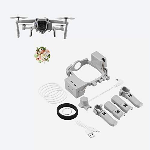 Airdrop System for Mavic Air 2 Payload Delivery Transport Device Wedding Drone Fishing Bait Search & Rescue Compatible with Mavic Air 2