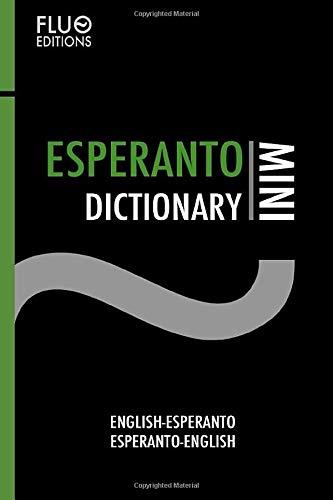 Esperanto Mini Dictionary (Paperback)