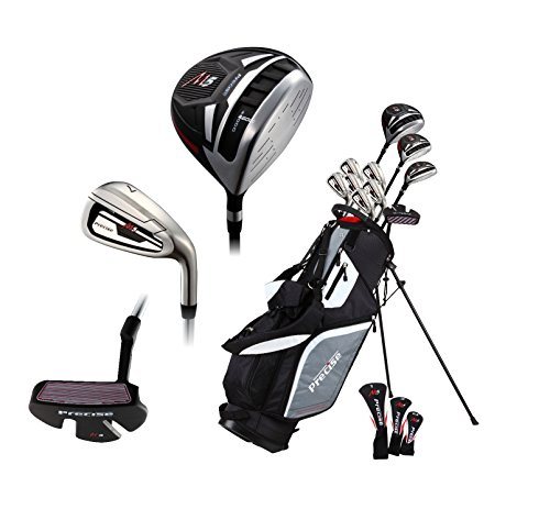 Left Handed M5 Golf Club Set for Tall Men
