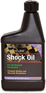 Finish Line 10wt Suspension Shock Oil 16oz Botle