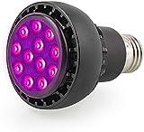 Blumenzwiebeln 2 hydroponisches Wachstum 15W LED-Lampe Hauspflanzen erhöhten die...