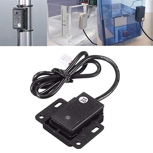 Lembeauty Contenedor de Sensor de Nivel de Agua líquido sin Contacto de 12 a 24 V CC 5 V
