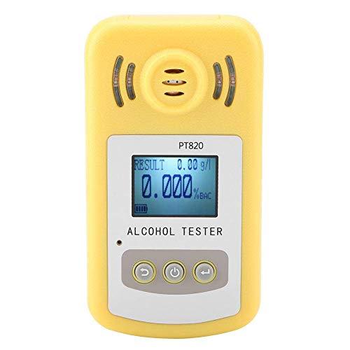 BXU-BG Spiritus-Detektor 820 Semiconductor Prinzip No-Kontakt Alkohol-Gas-Detektor 0 ~ + 50 □