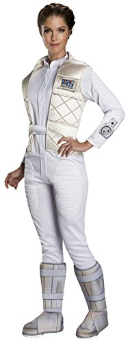 Star Wars Classic Princess Leia Hoth Adult Costume - X-Small
